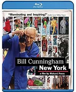 Bill Cunningham New York [Blu-ray] [Import]