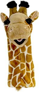 The Puppet Company Long-Sleeves Giraffe Hand Puppet