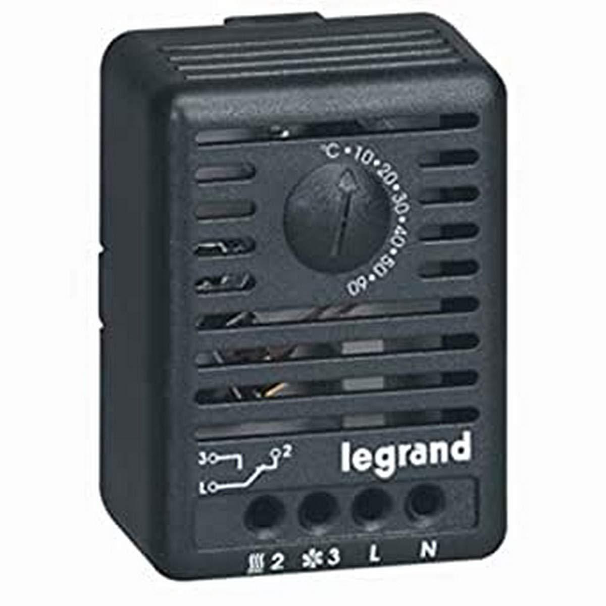 Legrand acc.atlantic/marina - Termostato ambiente 5-55 cano: Amazon.es: Industria, empresas y ciencia