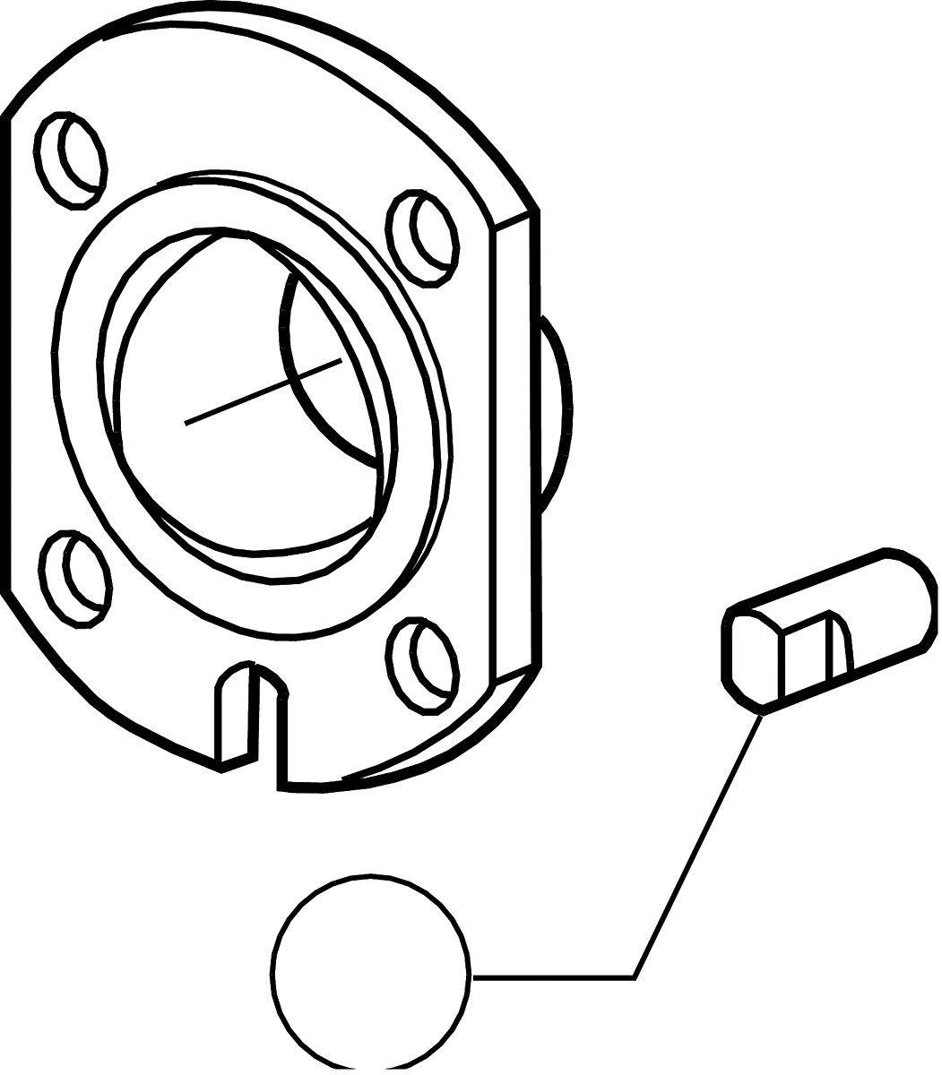 5252 015-02 Clamping Unit Sleeve Sandvik Coromant