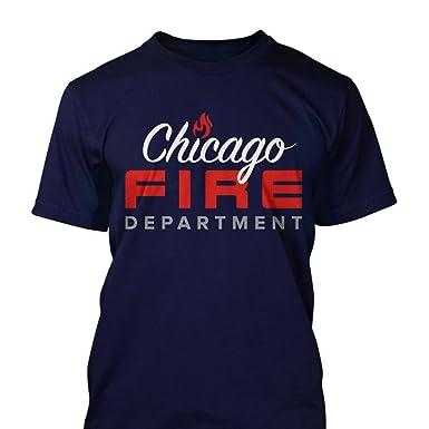 Chicago Fire Dept T Shirt Amazon De Bekleidung