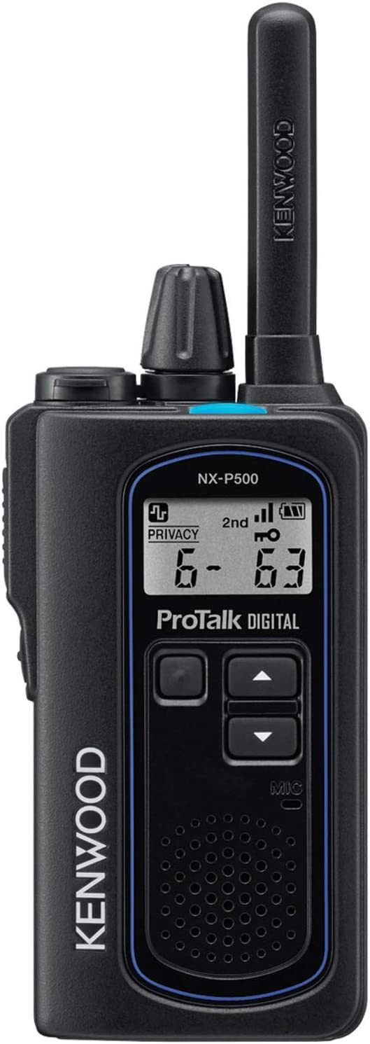 Kenwood ProTalk Digital NX-P500 UHF 2-Way Business Radio