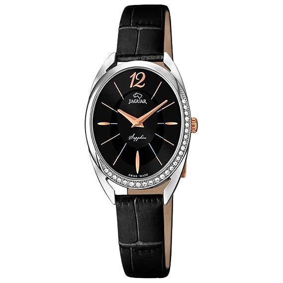 Jaguar Cosmopolitan J836/2 Reloj de Pulsera para mujeres Fabricado en Suiza