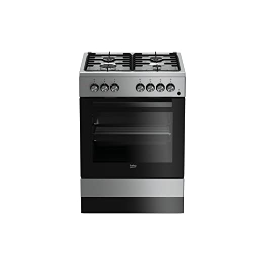 CUCINA BEKO FSE62110DX INOX: Amazon.it: Grandi elettrodomestici