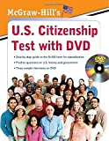 img - for McGraw-Hill's U.S. Citizenship Test with DVD by Karen Hilgeman (2009-06-08) book / textbook / text book