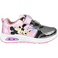 CERDÁ LIFE'S LITTLE MOMENTS Cerdá-Zapatilla con Luces Minnie Mouse de Color Rosa, Niñas