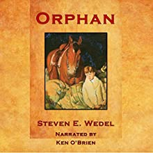 Orphan Audiobook by Steven E. Wedel Narrated by Ken O'Brien