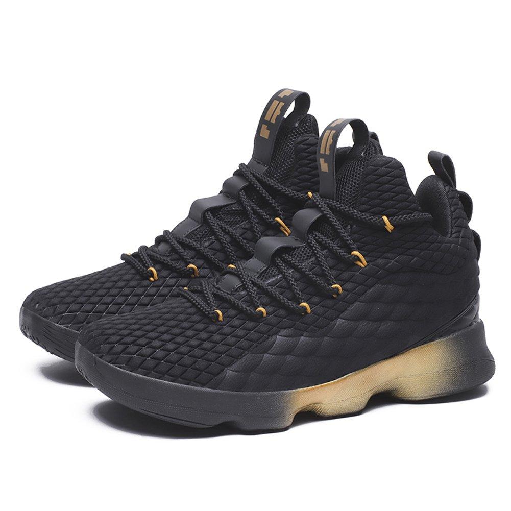 Basketballschuhe Herren Sportschuhe Damen Hohe Sneakers Turnschuhe  Atmungsaktiv Rutschfest Outdoor Laufschuhe  Amazon.de  Schuhe   Handtaschen 0551b03606