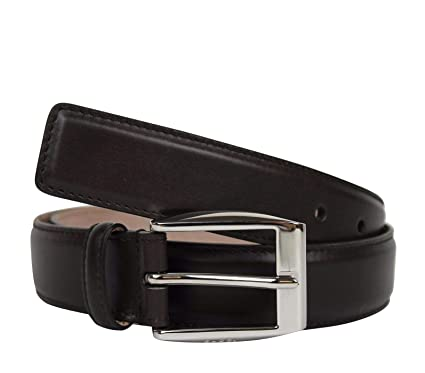 a3ba809cdf7 New Gucci Men s Classic Dark Brown Leather Belt with Square Buckle 336831  2140 (105