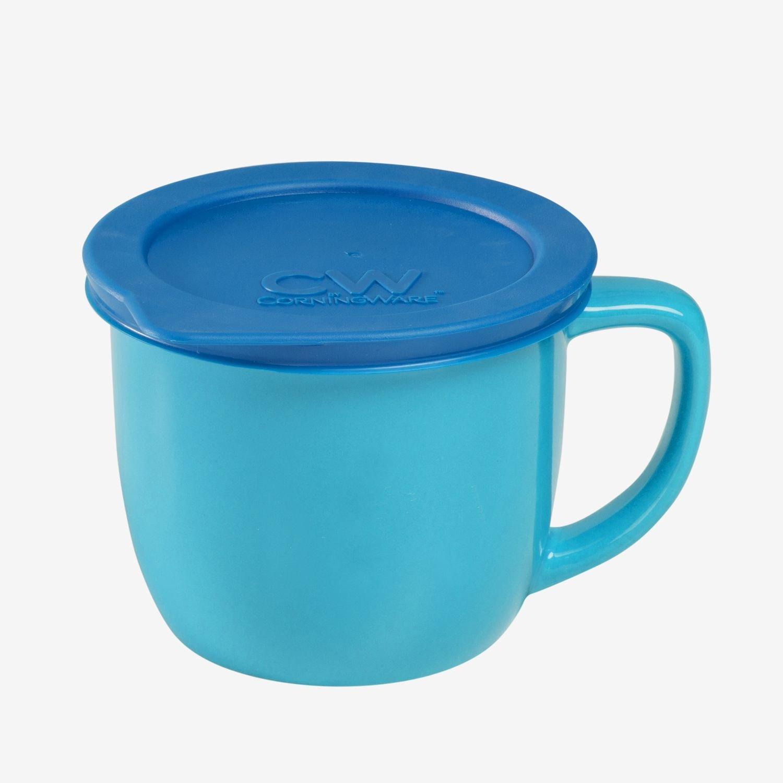 Corningware CW by Corningware Pool 20-oz Stoneware Mug