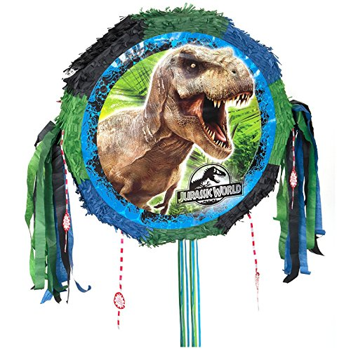 Jurassic World Pinata, Pull String