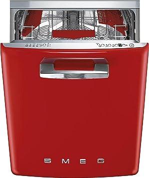 Smeg Stfaburd Lave Vaisselle Style Rétro 61 Cm Avec 13