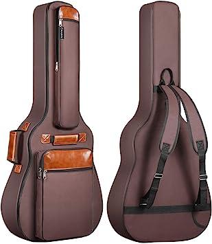 Funda de Guitarra Universal CAHAYA, Acolchada (8mm) para Guitarra ...