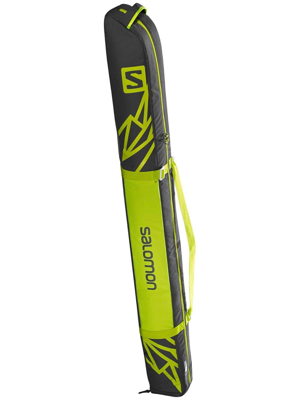 Salomon Ski Tasche Extend 1P Pad 165+20 Skibag Ski Tasche
