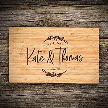amazon com p lab personalized cutting board custom engraved