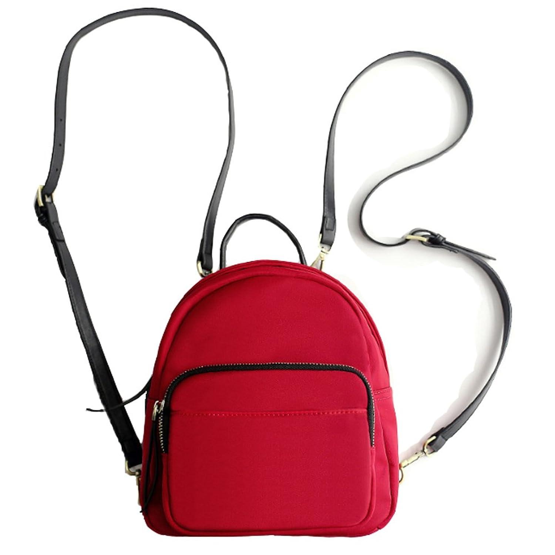 Z Joyee Mini Casual Backpack Purse Nylon Shoulder Bags For Women & Girls by Z Joyee