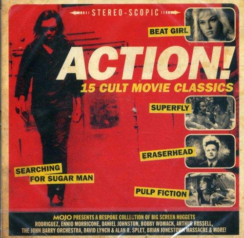 Mojo Present: Action ! - 15 Cult Movie (Cult Classics Presents)