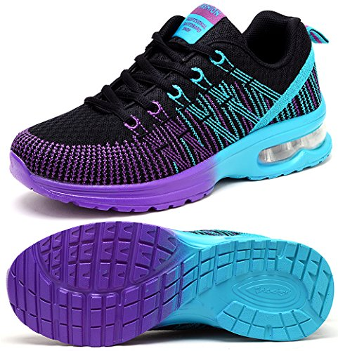 Picture of Odema Women's Athletic Running Sneakers Fitness Workout Gym Jogging Walking Shoes