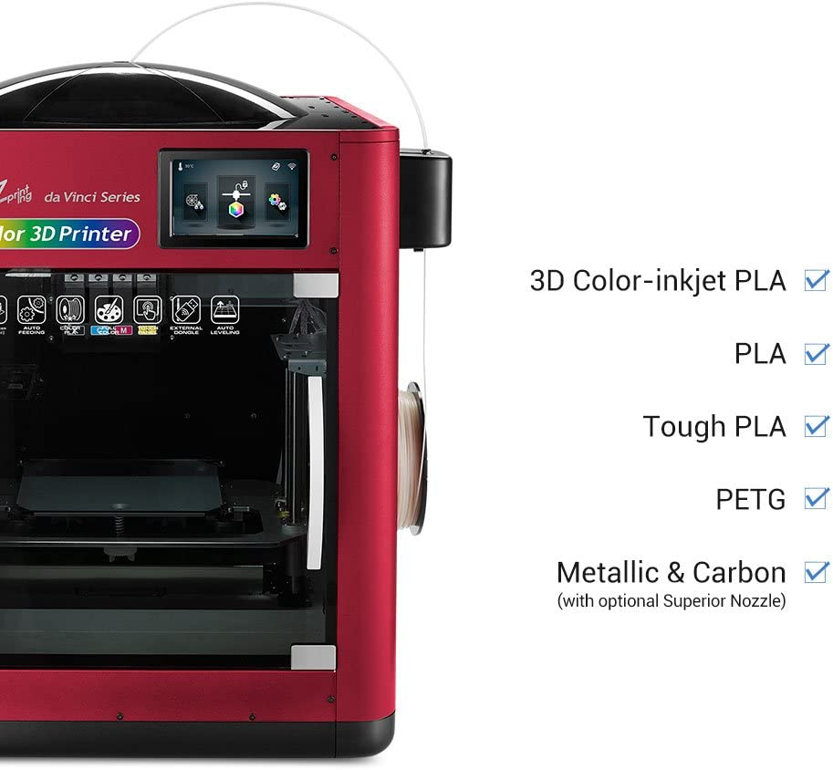 XYZprinting da Vinci Color: Amazon.es: Electrónica