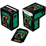 Ultra Pro DECKBOX MTG Mana 4 Planeswalkers Garruk C60 Card Game