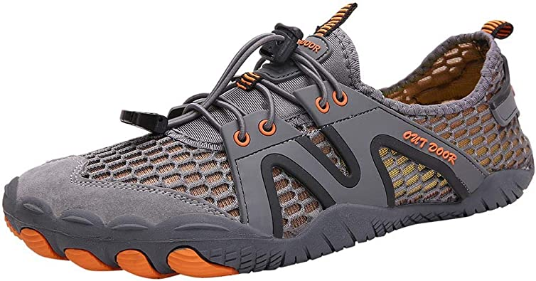 VonVonCo Summer Casual Couple Water Shoes Pool Beach Swim Drawstring Creek Diving Shoes