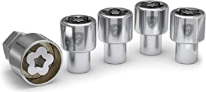 White Knight 42710 Chrome 12mm x 1.50 Mag Wheel Lock Set 4 Pack