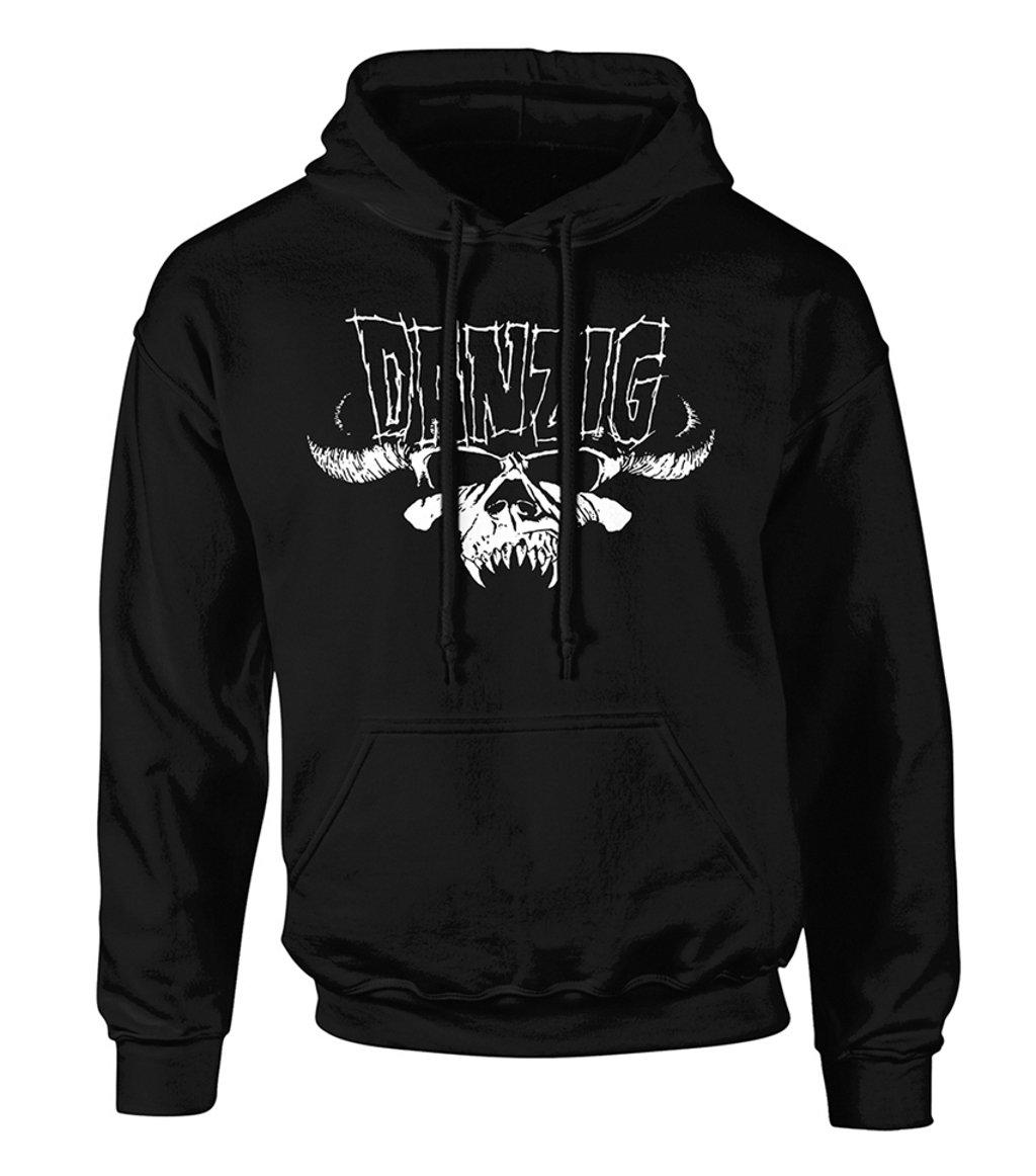 Danzig 'Classic Logo' Pullover Hoodie