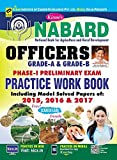 Nabard Officers Grade A & B Phase I Preliminary Exam Practice Work Book (English) - 2172