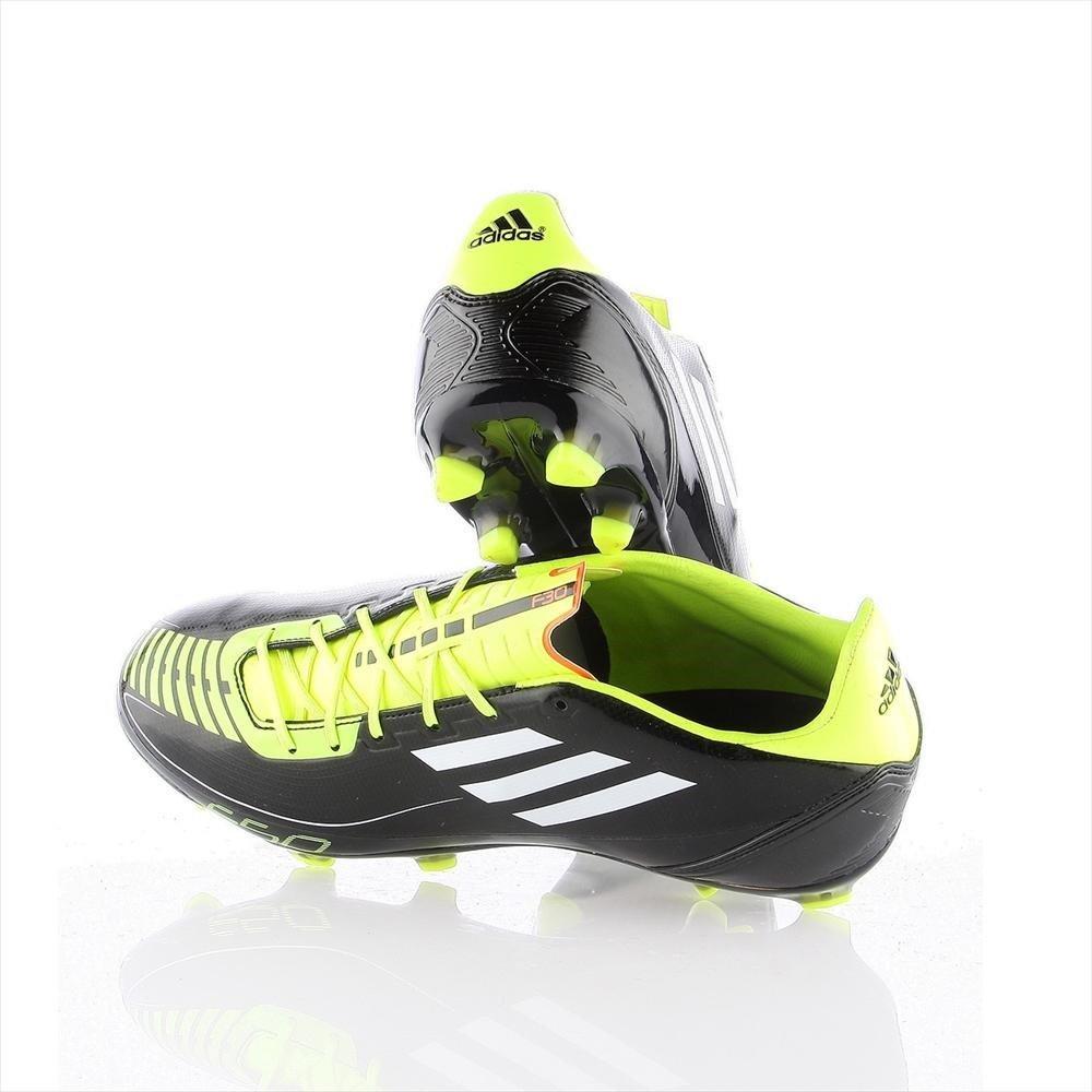 adidas Herren Fußballschuhe Black/White/Electric