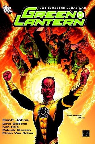 By Geoff Johns Green Lantern: The Sinestro Corps War, Vol. 1 ebook