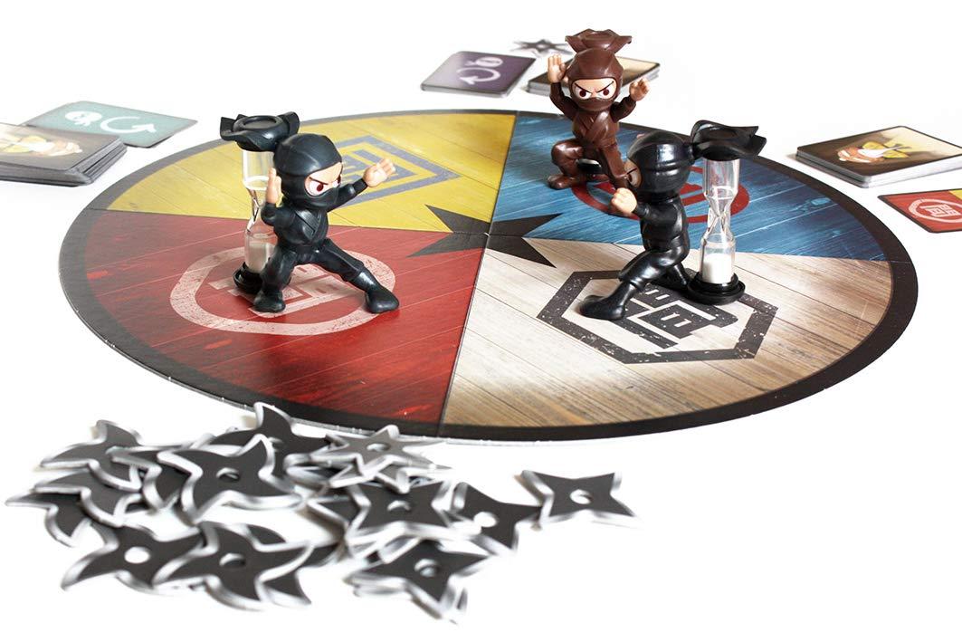 Ninja Rush: Amazon.es: Juguetes y juegos