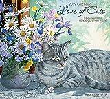 The Lang Companies Love of Cats 2019 Wall Calendar (19991001926)