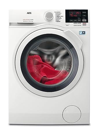 Aeg L7wb64474 Waschtrockner Frontlader Waschmaschine 7 Kg Mit