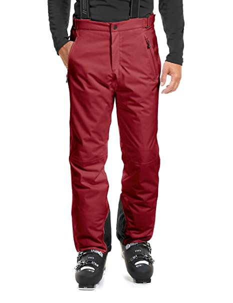30b9e7a939 maier sports Anton 2 Pantalones de esquí para Hombre  Amazon.es ...