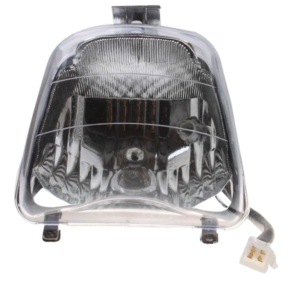 GOOFIT Headlight Head Light Lamp Assembly for Taotao SunL Coolster 50 cc 70cc 90 CC 110cc 125 cc 150cc ATVs Quad 4 Wheeler