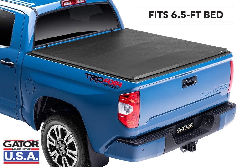 Gator ETX Soft Tri-Fold Truck Bed Tonneau Cover | 59402 | fits Toyota Tundra 2007-13