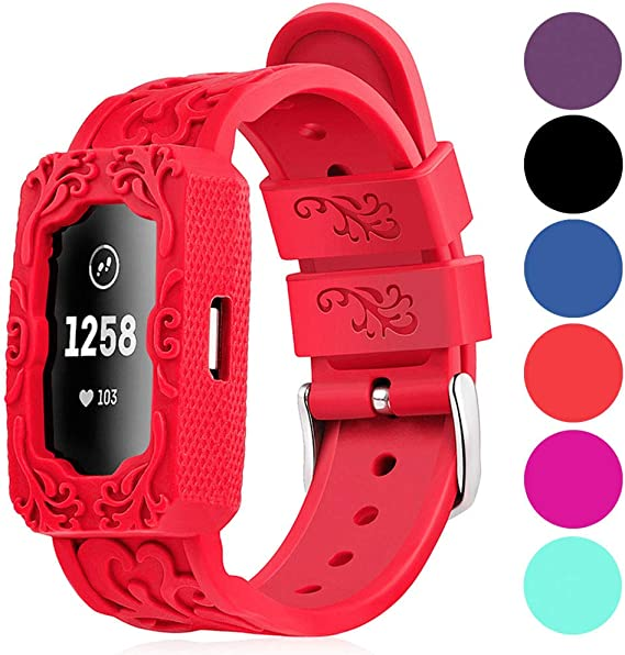 Metal Clasp Keeper Protector Cover for Fitbit Flex Wrist Bracelet Band Strap