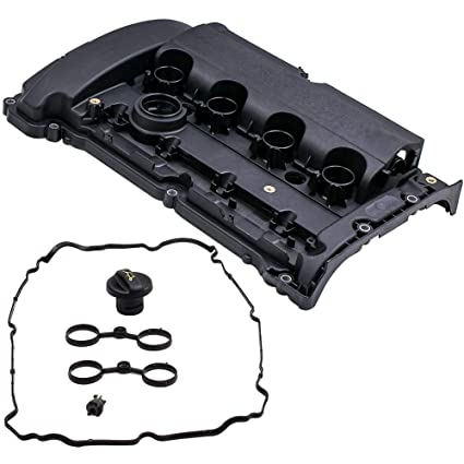 Engine Valve Cover with Gasket 11127646555 For Mini Cooper S JCW r55 r56 r57 r58