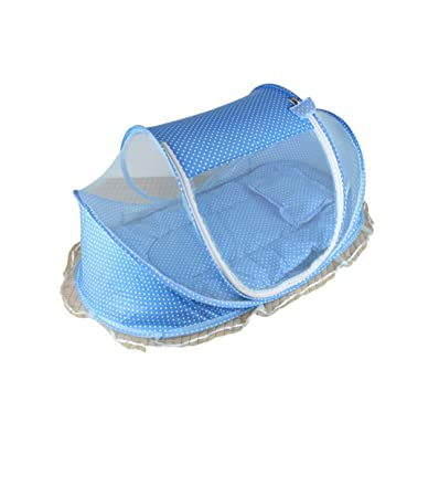 Amazon.com  MIXMAX Baby Kids Travel Bed Portable Foldable Toddler Baby Infant Tent Bed Mosquito Netting Beach Tent Crip- Lightweight Baby Cots (3 PCS ...  sc 1 st  Amazon.com & Amazon.com : MIXMAX Baby Kids Travel Bed Portable Foldable Toddler ...