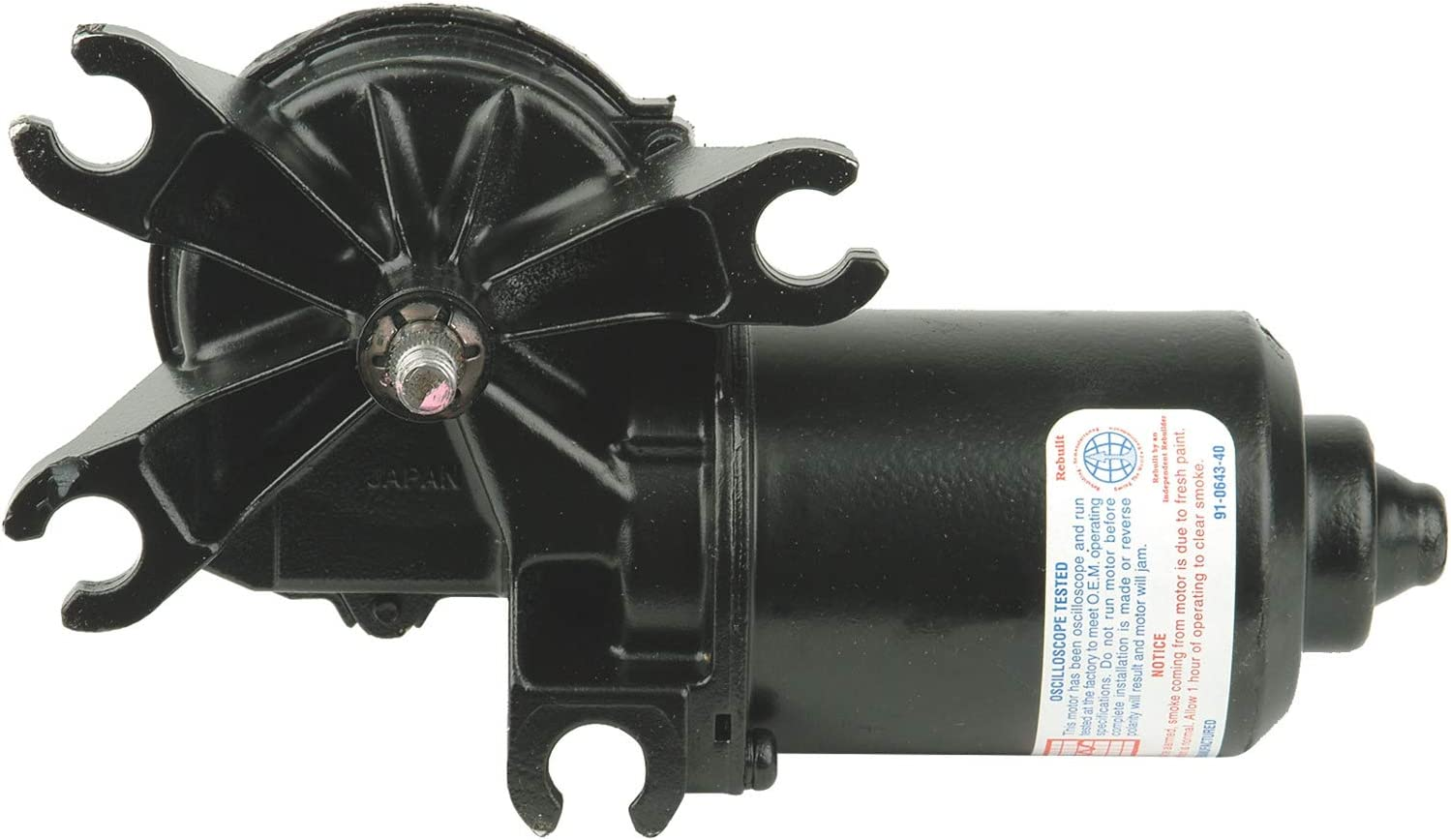 Cardone 43-2010 Remanufactured Import Wiper Motor