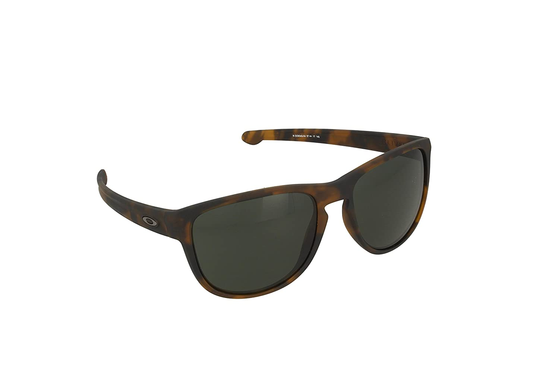 (オークリー) OAKLEY サングラス SLIVER R/スリバーR B01DKJXQEY US One Size-(FREE サイズ) Soft Coat Brown Tortoise / Dark Grey Soft Coat Brown Tortoise / Dark Grey US One Size-(FREE サイズ)
