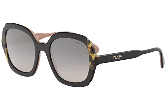 7d9b0f80ab626 Amazon.com  Prada Women s Round Sunglasses