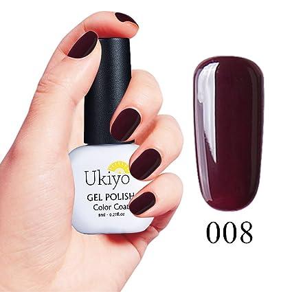 0dfb4506d Ukiyo esmalte semi-permanente de uñas uñas de gel esmalte de manicura  esmalte de larga