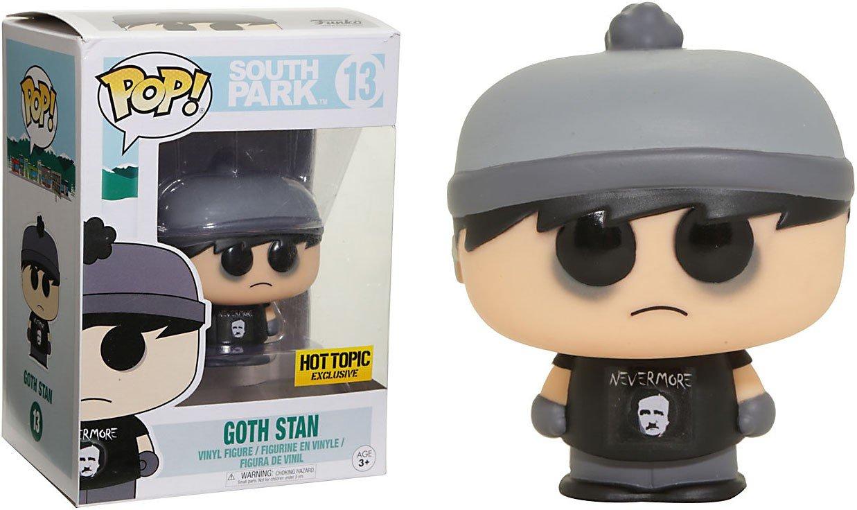 Funko Pop! South Park - Goth Stan Exclusive !!!