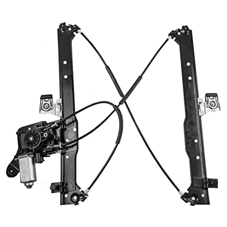 amazon com passengers rear power window lift regulator motor rh amazon com Regulator Window and Door Systems Window Regulator Replacement