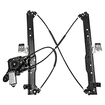 Amazon.com: Passengers Rear Power Window Lift Regulator & Motor ...