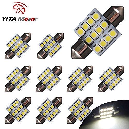 led dome lights 31mm - 5