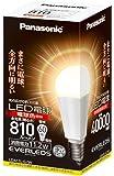 パナソニック LED電球 EVERLEDS (全方向タイプ 11.2W・E26・電球60W形相当 810 lm・電球色相当) LDA11LGW