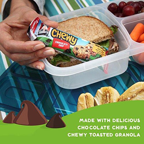 030000311820 - Quaker Chocolate Chip Bars - 0.84 oz - 8 Count carousel main 15