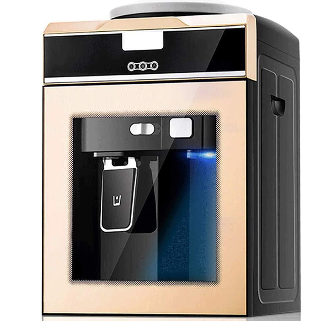 JTGYA Countertop Self Cleaning Bottleless Water Cooler Water Dispenser - Hot Cold Water by JTGYA